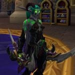 Know Your Lore: Demon Hunter Artifact lore in Legion
