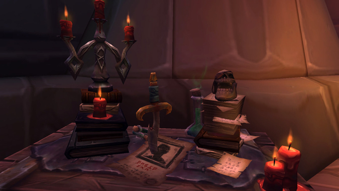Know Your Lore: Rogue Artifact lore in Legion