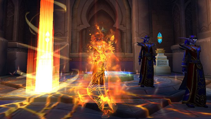 Know Your Lore: Mage Artifacts In Legion