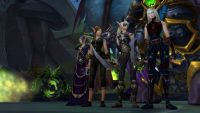 Watch us run Legion's Black Rook Hold in our livestream archive