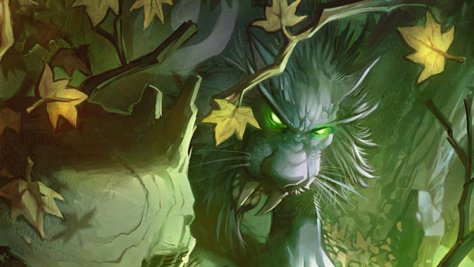 Know Your Lore: Druid Artifact lore in Legion