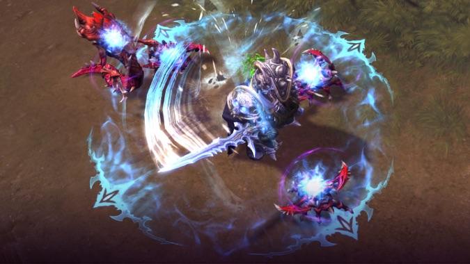 heroes arthas frozen tempest header