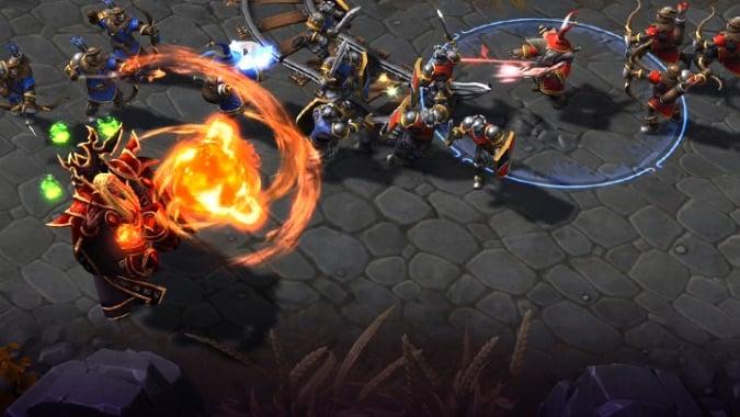 heroes kaelthas pyroblast header