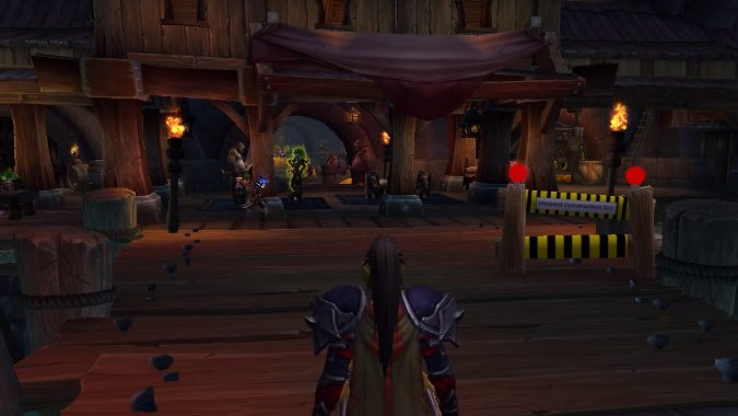 Video: Legion Rogue class hall tour