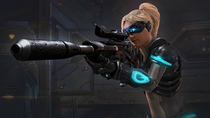 StarCraft 2 Nova