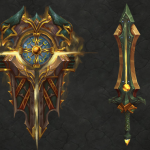 Lightsworn: Protection Paladin changes from the latest Legion Alpha build