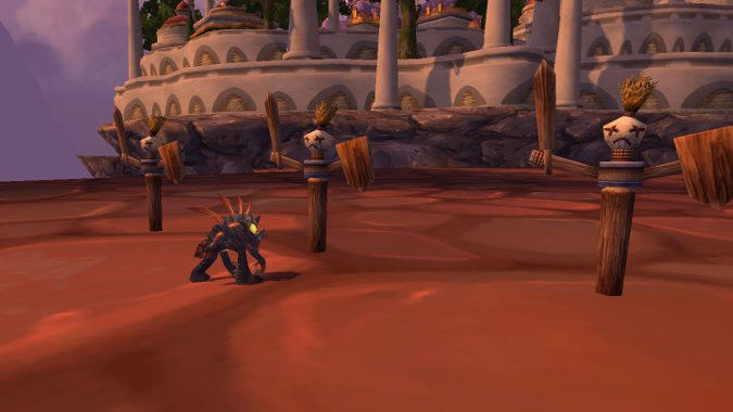 how to get to the new dalaran