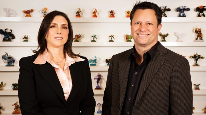 stacey sher activision blizzard studios header