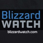 Blizzard Watch week in review