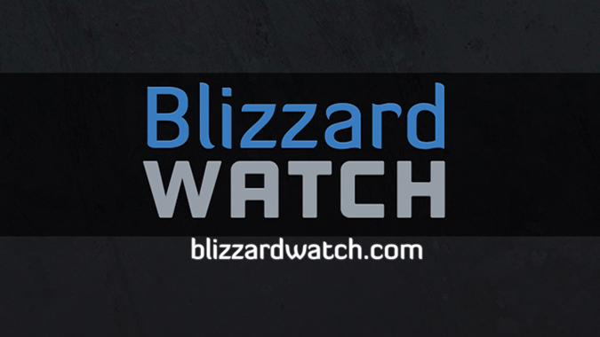 The Blizzard Watch Patreon has received a content update...