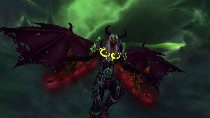 Role Play: Demon Hunter background and story