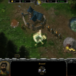 Warcraft 3 brought to life in StarCraft 2's Arcade Mode