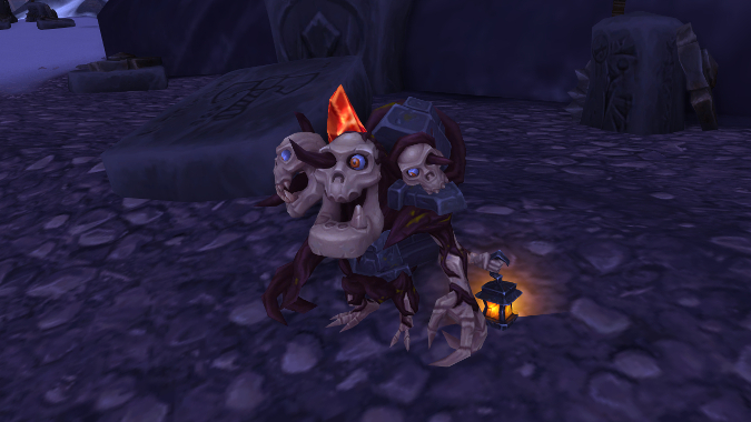 Upcoming Legion pet battle changes to Undead, Graves, and more
