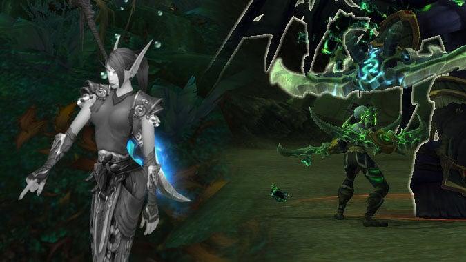 Zen Meditation: Windwalker and Havoc Demon Hunter comparison ...