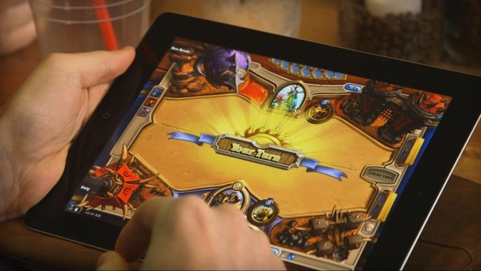 hearthstone tablet