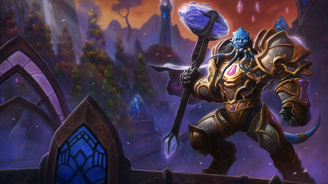 Paladin changes in WoW Shadowlands