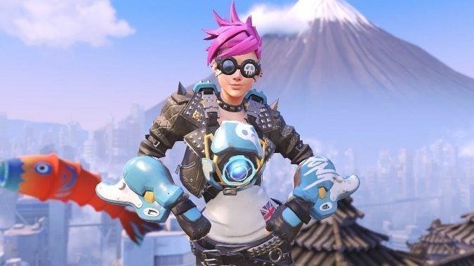 overwatch tracer progression skin