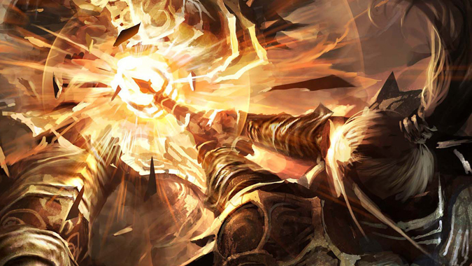 Role Play: Paladin roleplay in Legion