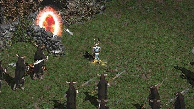 скачать Diablo 2 Hd торрент - фото 11