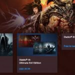 Vanilla Diablo 3 may be going free to play