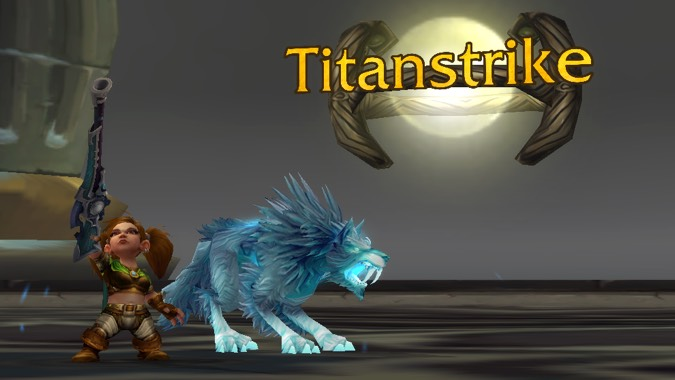 gnome hunter titanstrike header