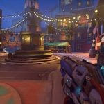 Escort strategy for Overwatch maps Dorado and Gibraltar