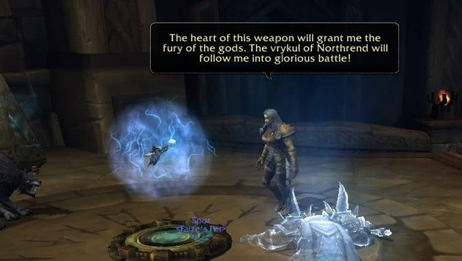 hunter artifact titanstrike quest