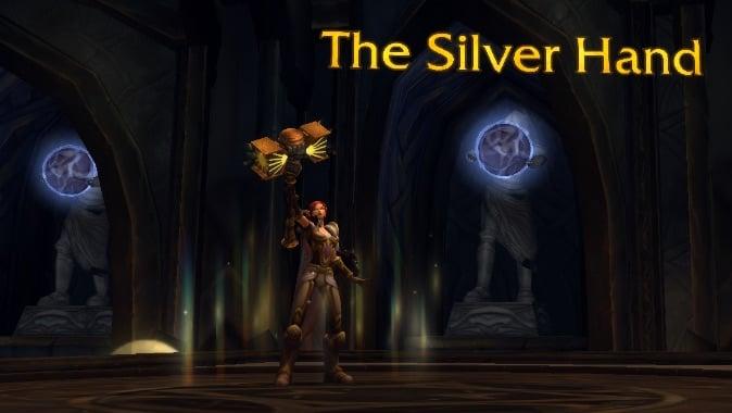 legion holy paladin artifact silver hand