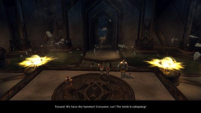 legion tyrs tomb