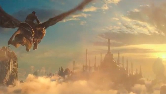 Alliance and Horde unite to save Azeroth in new Warcraft movie trailer