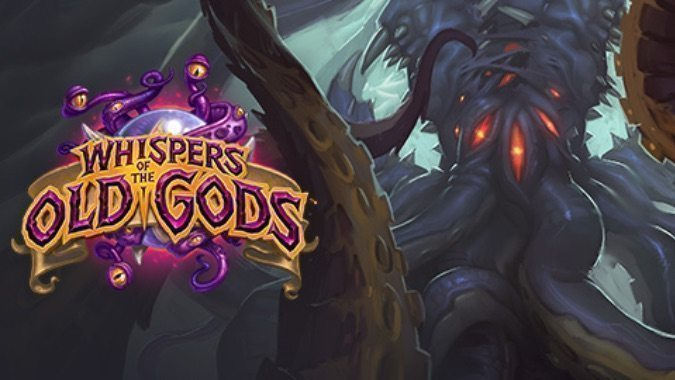 hearthstone whispers of the old gods cards