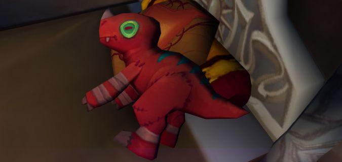 Dino Plush Header
