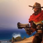 Overwatch's McCree and the Deadlock Gang