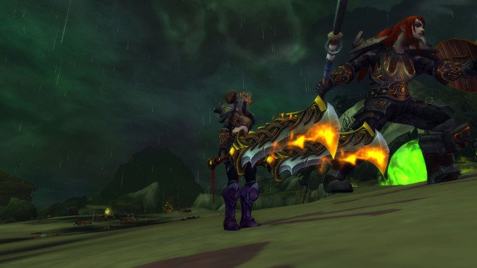 Protection Warriors Archives | Blizzard Watch