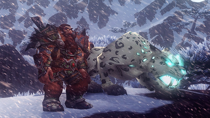 Keeping the traditional Hunter alive in Legion