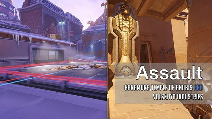 How To Win In Overwatch S Assault Game Mode