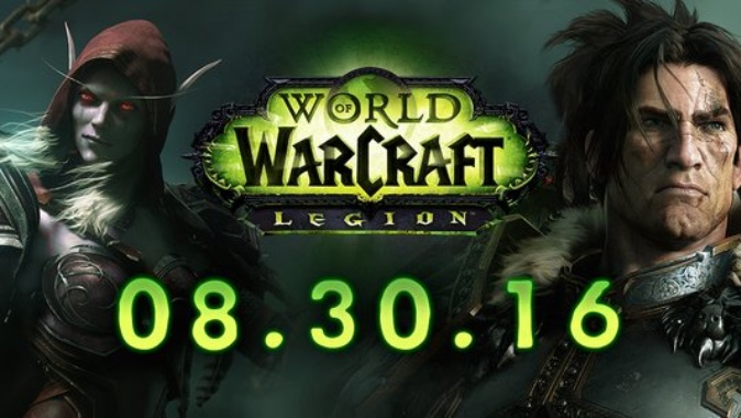 Legion release date August 30, 2016
