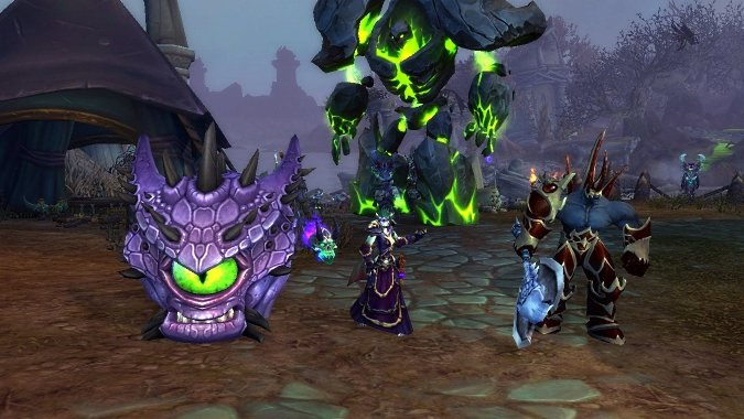 Warlock class changes in WoW Shadowlands