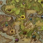 Legion: A snapshot of World Quests