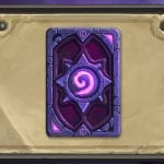 Hearthstone's May card back features Shadowmoon Shenanigans