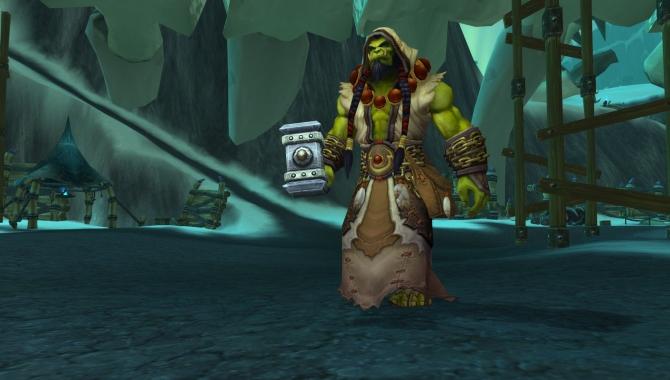 World of Warcraft Shaman Header Enhancement Totem Talk