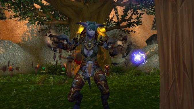 World of Warcraft Header Shaman Enhancement Totem Talk