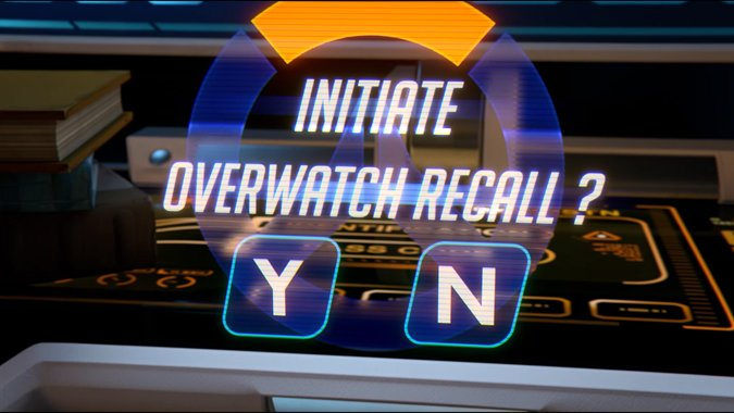 Winston's Recall ties together the Overwatch universe -- and could set the stage for Overwatch...