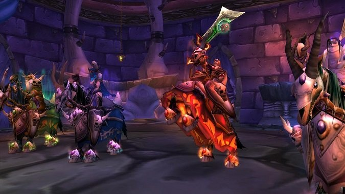 WoW Archivist: Classic's Naxxramas and the Scourge event