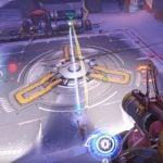 Watch a riveting badminton match in Overwatch