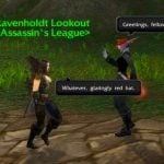 Encrypted Text: Previewing the Legion Assassination Rogue