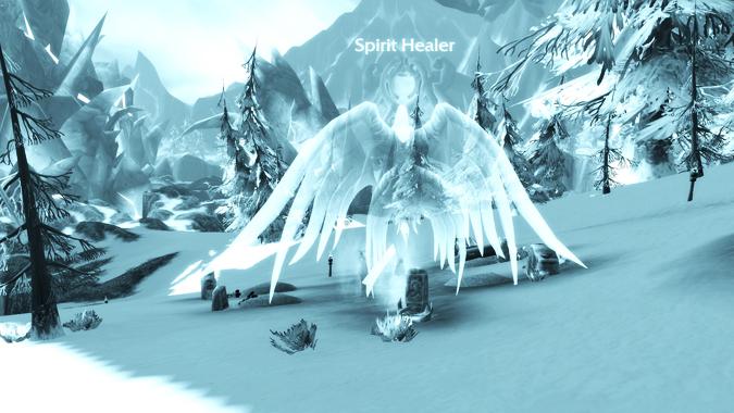 spirit-healer
