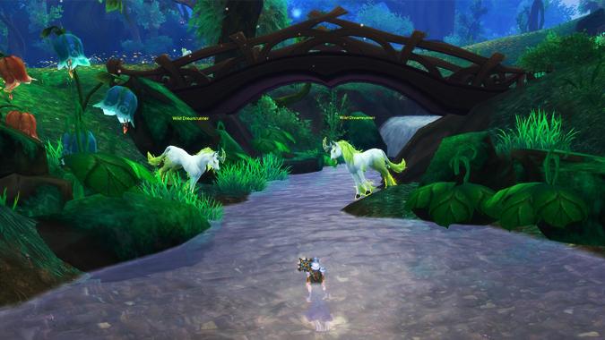 valsharah-unicorn-pond