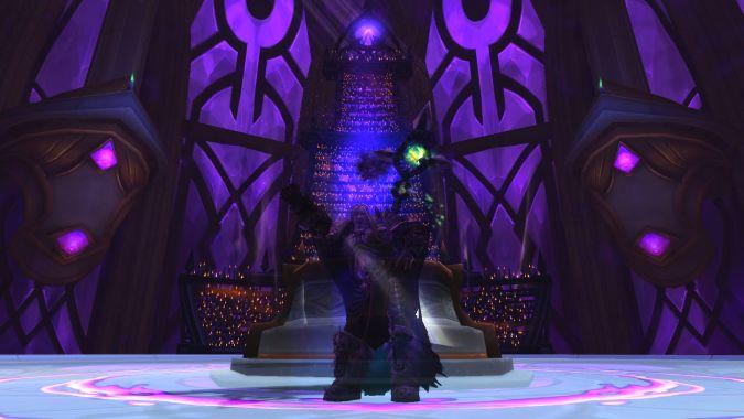 Arthas Dance Header