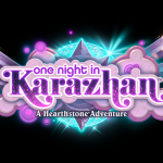 Hearthstone's new adventure: One Night in Karazhan
